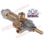 Robinet  gaz PEL21S, ax o 8 x 6,5 mm