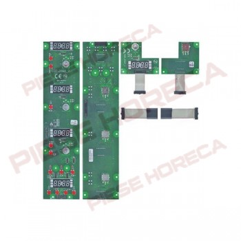 Placa electronica cuptor PIRON