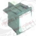Intrerupator basculant 30x22 mm