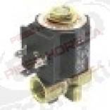 "Electrovalva 2 Cai, 24V, CC, racord 1/4"", L 38mm, deschidere nominala"