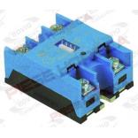 Releu semiconductor de putere 2x50A, alimentare 7,5-25VDC, 24-600VAC, pentru cuptor cu convectie, convectomat, Rational, SSR 40.OO.453