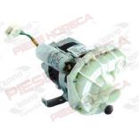 Pompa de spalare FIR, tip B257.1605, pentru masini de spalat vase ELECTROLUX, ZANUSSI, LS32, intrare de 45mm, refulare de 40mm