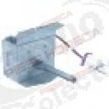 Motoreductor Gyros INOKSAN tip 208, 5 W, 230 V, ax o 16x19mm