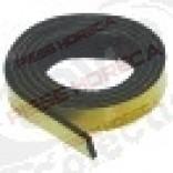 Garnitura spuma burete autoadeziva 9 x 2,5 mm, L 625 mm