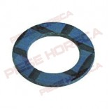 Garnitura fibra D o 20x14 mm, grosime 2 mm - elframo - colged -