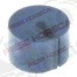 Garnitura silicon, o 7,8 mm, L 5 mm, albastru, temp. 55  °, cant