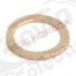 Garnitura cupru o 14,5 x 10 mm, grosime 1,4 mm