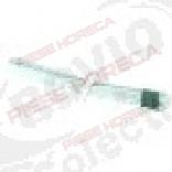 Garnitura snur impletit 14x14 mm, sectiune patrata, 550 °C, L 5 m