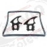 Garnitura usa cuptor profil 2770/2771 450 x 610 mm - MBM