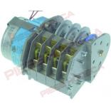 Timer FIBER pentru masina de gheata, tip P205J04J414 , 10 min, 4 came (camere), 1 motor tip M51BJ0R6400, alimentare 220-230V. Pentru ELECTROLUX, ZANUSSI, RANCILIO, BREMA, EMMEPI