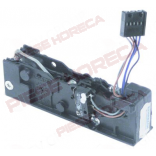 Inchidere electromagnetica pentru usa cuptor, Lungime 104mm, Inaltime 34mm, Latime 24mm, alimentare 12V DC