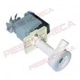 Pompa apa REBO, putere 60W, alimentare 230V/50Hz, iesire de 21mm. Pentru masini de gheata ELECTROLUX, GIGA, SCOTSMAN modelele AC225, MC15-MC45, MC1210