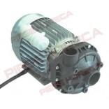 Pompa apa masina de spalat vase, producator ALBA PUMPS (C&A) tip C441, alimentare 230V 50 Hz, 1 faza, 1,1kW (1,5HP) lungime 325mm, intrare de 63mm si iesire de 48mm, se livreaza inclusiv cu condensator
