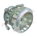 Motor ventilator aer cald tip R2D225-AG02-10, 1faza, alimentare 230V/400V, putere 0,25kW, 2700rpm/50Hz si 3000/60Hz, diametru turbina 227mm. Se livreaza complet cu turbine