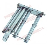 Arzator gratar roca vulcanica OLIS, lungime -450mm, latime 280mm, inaltime 65mm. Pentru modelele 72-02PLG,72/02PLG,  72-02TPLG, 72/02TPLG, 74-02PLG, 74/02PLG, 74-02TPLG, 74PL-G,  74TPLG, 78PL-G, 78TPLG, 7GL-G400..800.Cod producator 2519250