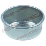 Sita,  filtru, nepresurizata, cu diametrul exterior de 60mm, montare pe Ø53,5mm, 2 cupe. Pentru  PAVONI