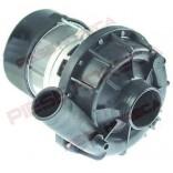 Pompa masina de spalat vase, producator ALBA PUMPS, C&A,  tip C380A, intrare de Ø63mm, iesire de Ø48mm, alimentare 230V 50Hz, 1faza, putere 0,74kW( 1HP), lungime 245mm