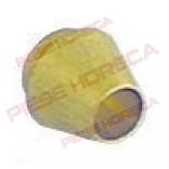 Inel etansare bicon pentru teava flacara de veghe cu exterior Ø4mm