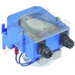 Pompa dozatoare, peristaltica, detergent, producator MICRODOS tip MP3-T, debit maxim 4l/h, control al frecventei , conectori pentru furtun de 4x6mm