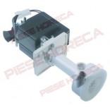 Pompa recirculare apa, producator REBO tip MH50F, alimentare 230V 50Hz , putere 60W, iesire Ø20mm, lungime-110mm, rotatie dreapta. Pentru masini de gheata SCOTSMAN modelele AC125, AC126, AC175, AC176,  ICEMATIC, SIMAG