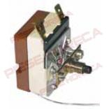 Termostat de siguranta 150 °C,  16 A, senzor ø 6 x 83 mm, L capilar 830 mm