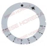 Indicator buton robinet gaz termostatat