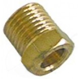 Conector, niplu, fixare teava flacara de veghe cu diametrul exterior de Ø6mm, filet de M10x1. Cod SIT 0958011, 0.958.011