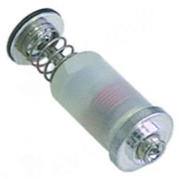 Supapa magnetica pentru robineti gaz PEL22 si EGA24197, D1-15,4mm si D2-13,5mm