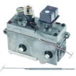 Valva gaz termostatata, producator SIT tip MINISIT 710, cod producator 0710756, 0.710.756, temperaturi de lucru 110-190oC. Pentru friteuze BARON, ELECTROLUX, ELFRMO, EMMEPI, GIGA, KOMEL, LOTUS, MBM, OFFCAR, OLIS, ROSINOX, ZANUSSI, SIT