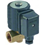 "Electrovalva gaz BRAHMA , bobina tip 13747002, certificate 63AQ0626, alimentare 230V 50/60Hz, intrare/iesire de 3/8"", presiune maxima-0,5bar, deschidere nominala(DN)-10mm, lungime-56mm"