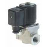 """Electrovalva 230V DN 15mm, conexiune ½"""", lungime 72mm, cu bobina BRAHMA, tip 18811003, p max 0,5bar reg. no. 63AQ0626, cod original 5018106116"""