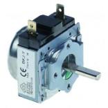 Timer mecanic pentru cuptor. Timer de 120 min cu clopotel, 1NO 16A, producator TEMPOMATIC model M11 2H. Pentru  PIRON, SIRMAN
