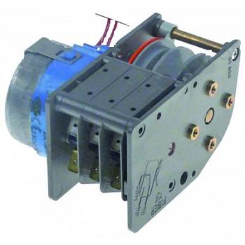 Timer FIBER 120 secunde cu 3 camere, 1 motor, cod producator P255J03H3N6