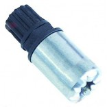 Filtru, greutate, cu valva non-retur (de sens) pentru pompe detergent si agent de clatire, conector furtun de 4x6mm