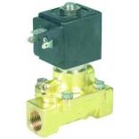 "Electrovalva LUCIFER-PARKER, tip 7321(PM 143), bobina tip DZ06S6, alimentare 230V, 2cai, conexiuni 3/8"", deschidere nominal(DN)- 12mm, lungime-69mm, presiuni de lucru(min/max)   0,1bar/ 10bar, membrana EPDM (apa/abur)"
