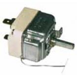 Termostat de lucru  t. max 295 °C, 1 contact 16 A, senzor ø 4 x 100 mm, lungime capilar 900 mm