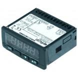 Termostat  electronic EVCO (EVERY CONTROL),  tip EVK411M2VHBS,  alimentare 12V AC/DC,  temperatura de lucru -100 +1300◦C, sonde folosite NTC/PTC/Pt100/Pt1000/TC