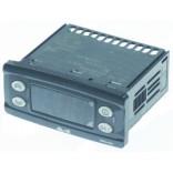Termostat pentru masa rece. Termostat (controler) digital ELIWELL tip IDPlus961, dimensiune de montare 71x29mm, alimentare 230V, se utilizeaza cu sonda NTC(PTC/PT1000 se utilizeaza in functie de parametri). Pentru FAGOR.