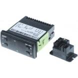 Controler electronic KIOUR tip REF-BERI-ExR, dimensiune montare 71x29mm, temperatura masurabila -19◦C +99◦C, alimentare 230V AC, sonda PTC.  Pentru mese calde INOMAK