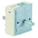 regulator energie  230V 13A, cod producator 50.55021.100 EGO,  ø ax  6x4,6mm, directie dreapta
