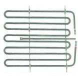 Rezistenta grill, putere 850W, alimentare 230V, Lungime 254mm, Latime 202mm, Inaltime 25mm, teaca pentru senzorul termostatului dispusa central. Pentru grill FABA.
