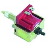 Pompa apa vibratoare vibratie, ULKA-CEME, NME Tip 4, 220-240 V, 50 Hz, 16 W. Pentru expresoare, masini de fum si mopuri de spalat cu aburi