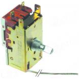 Termostat  RANCO tip VB107 K50H1107, temperatura  de lucru  -3◦C/ +12,5◦C, lungime capilar 2000mm