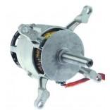 Motor ventilator pentru cuptoare, tip LM80/4 SERIE 483066, alimentare 220-240V 50/60Hz, 1 faza , putere 0,37kW, 1400rpm la 220V. Pentru MBM modelele FCG10 si FCE10 cod producator RTFOC00697, cu convectie (convectomate) de patiserie si gastronomice