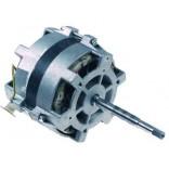Motor ventilator pentru cuptor,  tip FIR1092 M6R IT, alimentare 220-230V/380-415V, 3 faze 50Hz 0,19kW, 1350rpm, dimensiuni ax  CONFORM SCHITEI ATASATE.  Pentru convectomate ZANUSSI