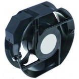 Ventilator axial, alimentare 220-240V AC 50-60Hz, latime-172mm, inaltime-150mm, distanta intre gaurile de fixare – 162mm (masurat la jumatatea gauriilor) putere 39W, motor cu rulmenti pe ax, temperatura maxima de lucru 55◦C. Pentru aer cald.