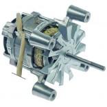 Motor ventilator pentru cuptor. Motor producator HANNING, diametru turbina de racire motor 100mm, 3600rpm, putere 125W, amperaj 0,46/056A, alimentare 220-240V. Pentru RETIGO
