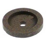 Piatra ascutire disc feliator, granulatie fina, diametrul de 45mm, inaltime 10mm, pentru ax de 8mm