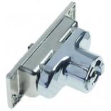 Incuietoare usa cuptor Electrolux, lungime 124mm, latime 46mm, filet M10x1.5