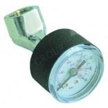 """Manometru verificare presiuni de erogare, presiuni masurate 0-16bar, diametrul de Ø40mm, fixare pe filet de 3/8"""""""
